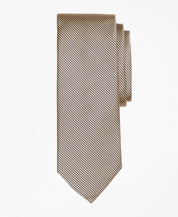 BB#5 Stripe 200th Anniversary Limited-Edition Tie Gold