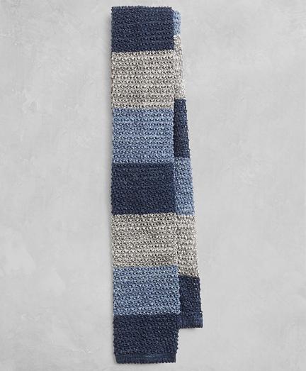 Golden Fleece® Multi-Stripe Knit Tie