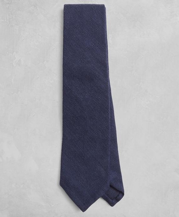Golden Fleece® Silk Tie Navy