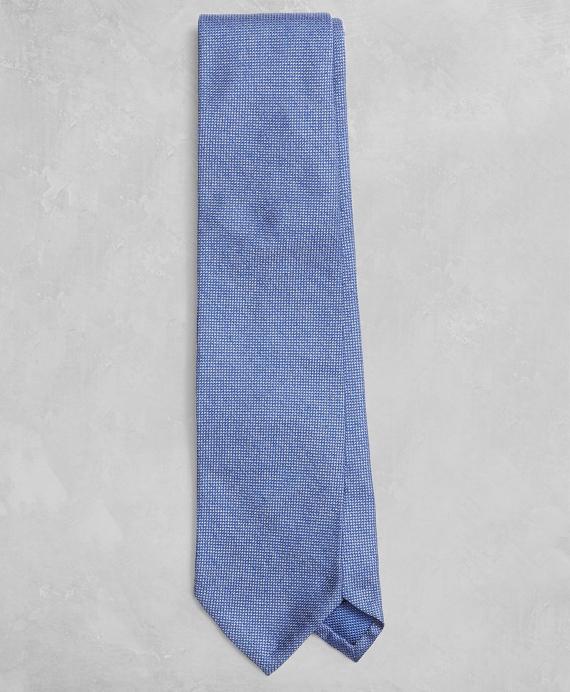 Golden Fleece® Textured Tie Blue