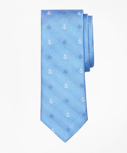 Nautical Motif Tie
