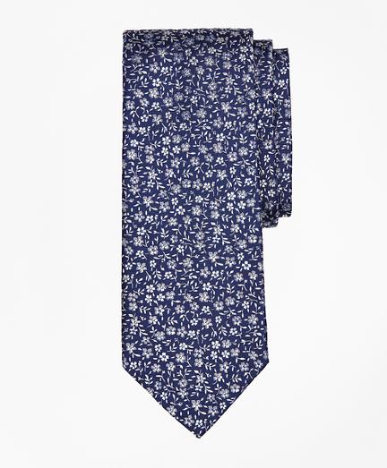 Ditzy Flower Tie