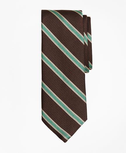 Textured BB#2 Stripe Tie