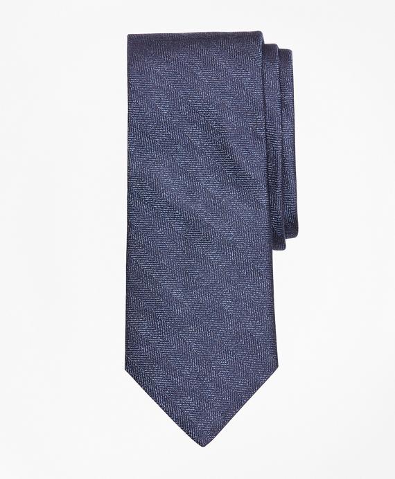 Solid-Non-Solid Tie Blue