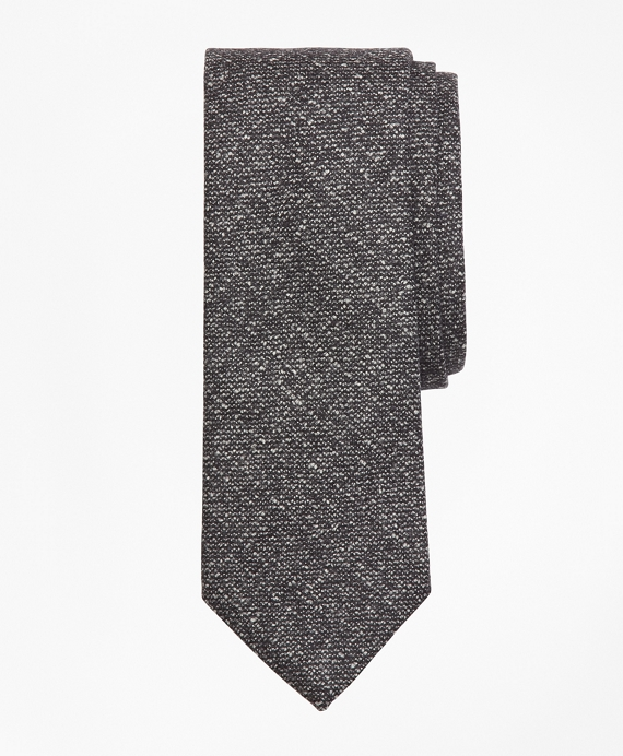 Boucle Tie Grey