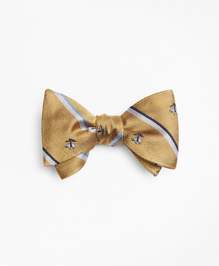 Sidewheeler Stripe with Golden Fleece® Bow Tie