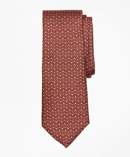 Link Print Tie
