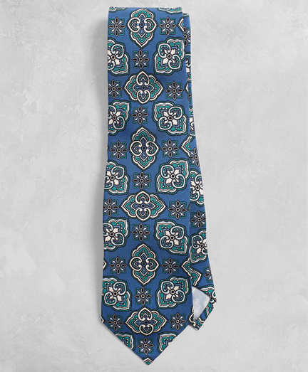 Golden Fleece® Persian Medallion Silk Tie