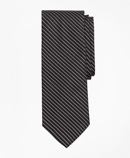 Basket Stripe Tie