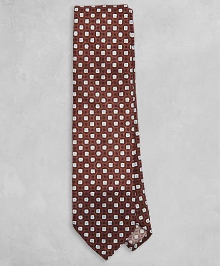 Golden Fleece® Geometric Wool Tie