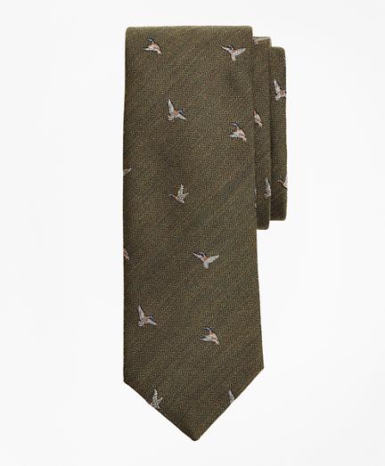 Flying Geese Tie