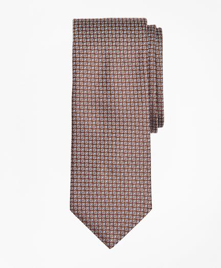 Melange Micro-Geometric Tie