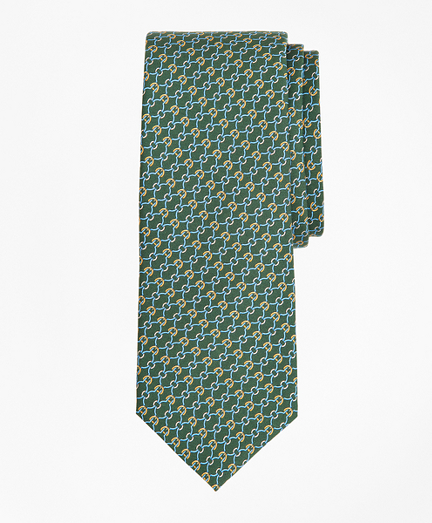 Connected Bits Print Tie