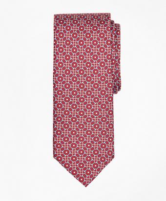 Tossed Bits Print Tie