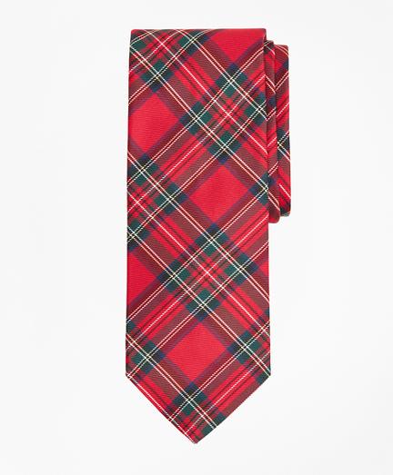 Prince of Wales Tartan Tie