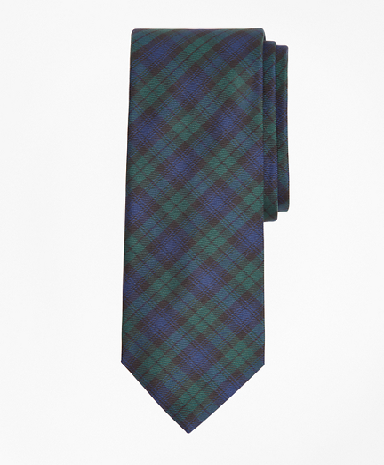 Black Watch Tartan Tie