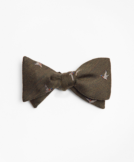 Flying Geese Bow Tie
