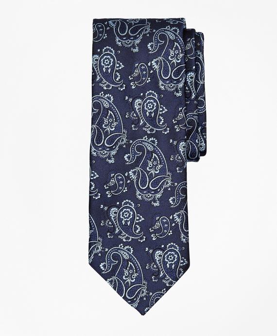 Paisley Tie Navy