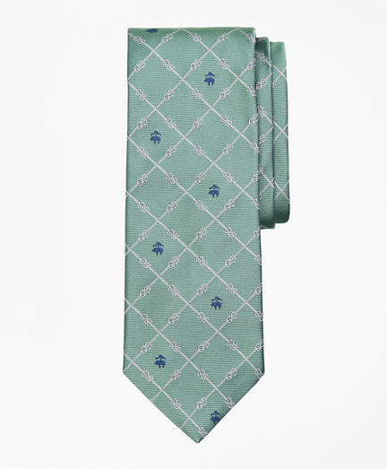 Nautical Knots and Fleece Tie