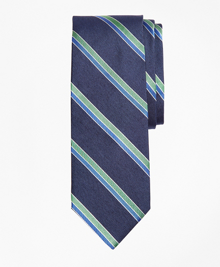Heather Stripe Tie