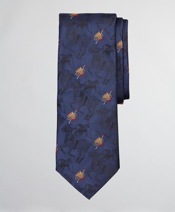 Derby Tie Navy