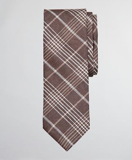 Simple Plaid Tie