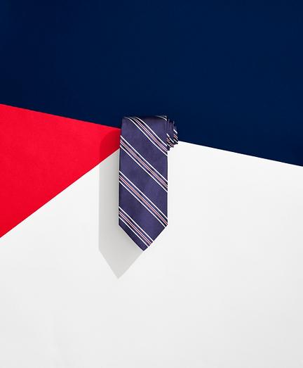 Brooks Brothers x FILA Pro Striped Tie