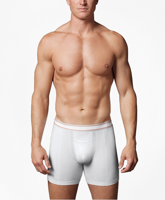11771943d28aa2 Spanx® Cotton Comfort Boxer Brief - Brooks Brothers