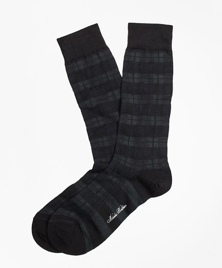 Black Watch Crew Socks