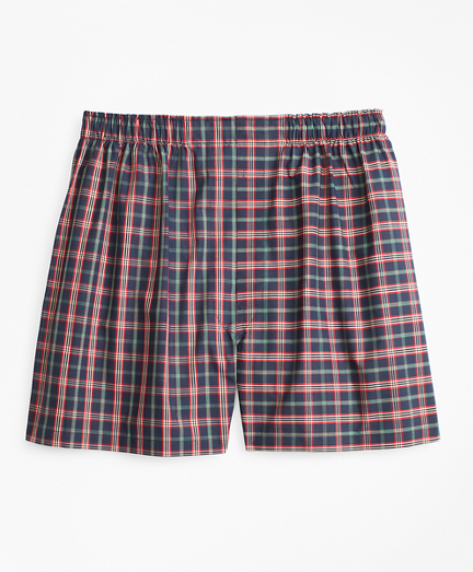 Traditional Fit Signature Tartan Boxers