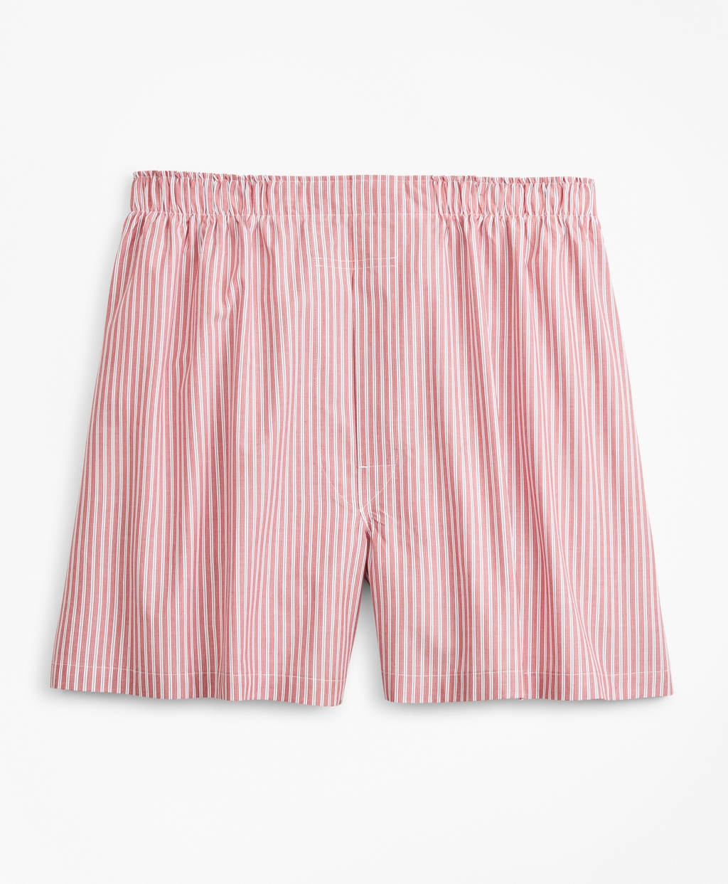 1940s Men's Underwear: Briefs, Boxers, Unions, & Socks Brooks Brothers Mens Traditional Fit Stripe Boxers $25.00 AT vintagedancer.com