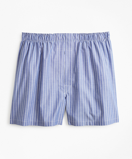 Traditional Fit Thin Stripe Boxers
