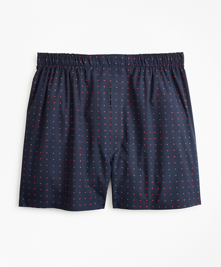Traditional Fit Polka Dot Boxers