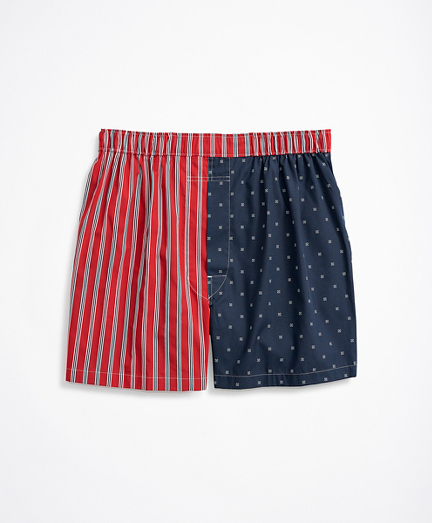 Traditional Fit Fun Boxers