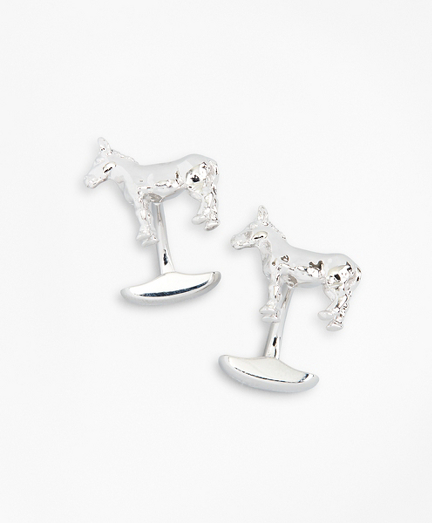 Donkey Cuff Links