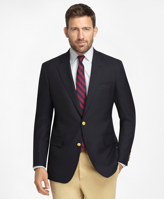 Regent Fit Two-Button Classic 1818 Blazer Navy