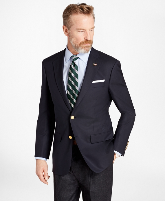 Madison Fit Two Button 1818 Blazer by Brooks Brothers