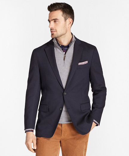 Regent Fit Two-Button Blazer