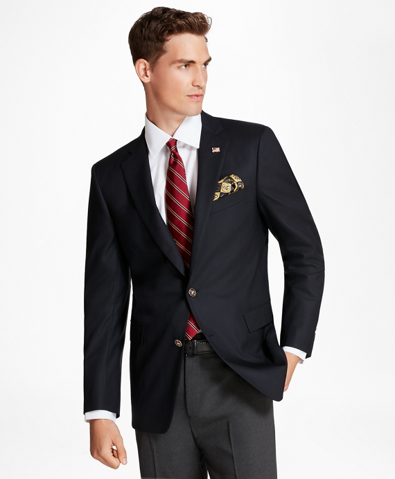 200th Anniversary Regent-Fit Two-Button 1818 Blazer Navy