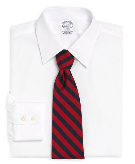 Regent Regular-Fit Dress Shirt,  Tennis Collar