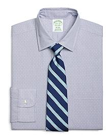 Milano Fit Dobby Twin Stripe Dress Shirt