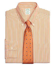 Milano Fit Bengal Stripe Dress Shirt