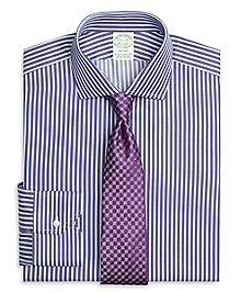 Milano Fit Split Stripe Dress Shirt