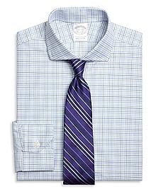 Regent Fit Triple Check Dress Shirt