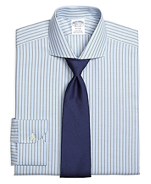 Non-Iron Regent Fit BB#1 Stripe Dress Shirt