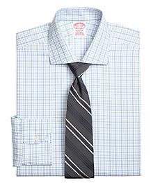 Non-Iron Madison Fit Tattersall Dress Shirt