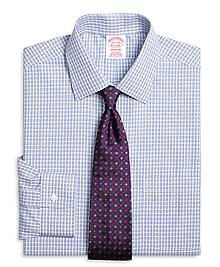 Non-Iron Madison Fit Parquet Check Dress Shirt