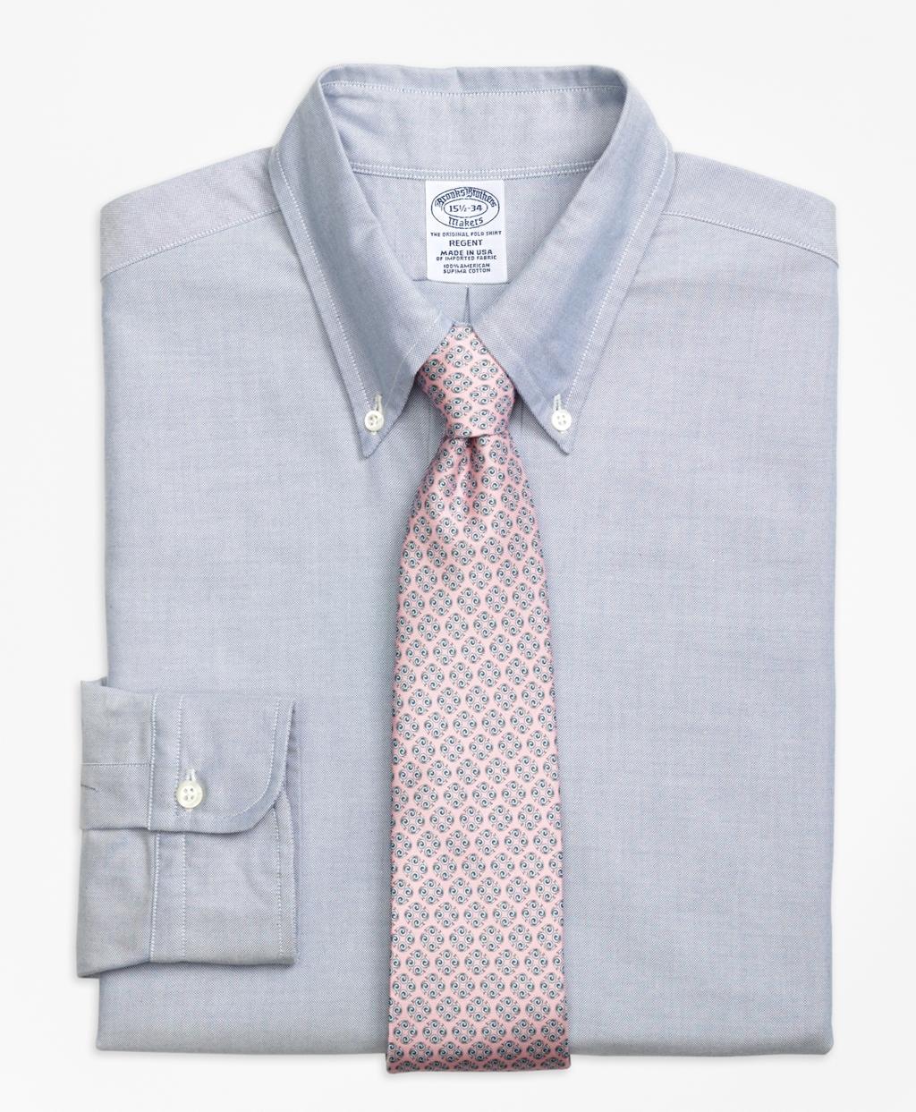 7f1f4d60ba74 Original Polo® Button-Down Oxford Regent Fitted Dress Shirt - Brooks ...