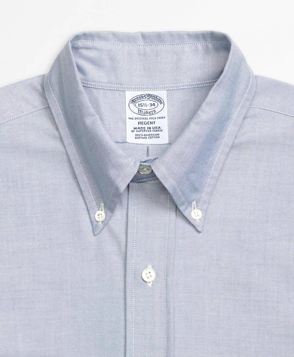 Original Polo Button Down Oxford Regent Fitted Dress Shirt Brooks