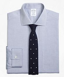 Non-Iron Regent Fit English Collar Dobby Dress Shirt